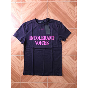 Playera Intolerant Voices