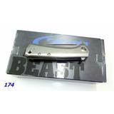Canivete Zero Tolerance 0808 Flipper Titanium