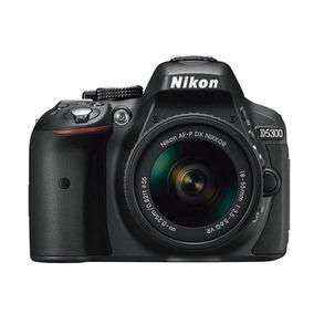 Câmera Nikon D5300 Af-p 18-55mm Pronta Entrega