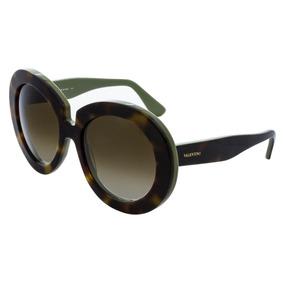 efdc3c91449e4 Óculos Valentino V 607s 213 Havana Gradient Slight De Sol - Óculos ...