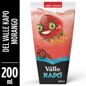Del Valle Kapo Morango 200ml