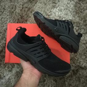 Tenis Zapatillas Nike Presto 2 Negra Hombre Envío Gratis 25d101083ea05