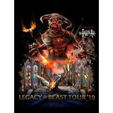 Entradas Iron Maiden 14-10-2019 - Cancha Movistar Arena