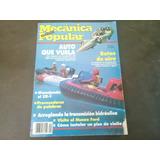 Mecánica Popular 1989 Reportaje Motos Bmw Y Honda