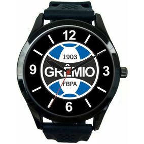 b2387111925 Relogio De Pulso Do Gremio De Porto Alegre - Relógios De Pulso no ...