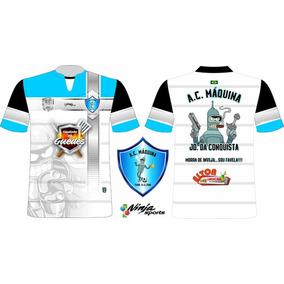 Camisas Time Futebol Várzea - Camisa Masculino no Mercado Livre Brasil 9e52ac727cdd5