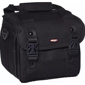 Bolsa Case Maquina Fotografica Olympus West Nikon Canon Sony