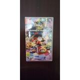 Mario Kart 8 Deluxe Nintendo Switch Nuevo Original Fisico