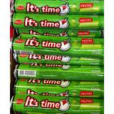 Caramelos It´s Time Manzana Verde X16un Barata Lagolosineria