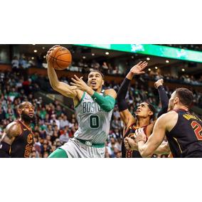 724e947ff Camisa Basquete Boston Celtics Replica - Calçados