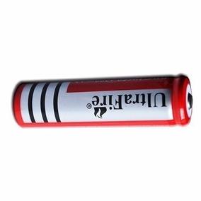 Bateria Uitraflre Recarregável 18650 3,7v 4800mah