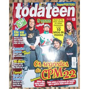 Revista Todateen Com Cpm22 Usada