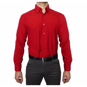 f936b22c5 Camisa Social Masculina Vermelha Tamanho G - Camisa Social Manga Longa G  Masculinas Branco em São Paulo no Mercado Livre Brasil