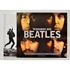 Tesouros Dos Beatles Com 15 Documentos Facsimilados