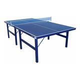 Mesa Tenis De Mesa / Ping Pong Procópio Mdf 15mm + Kit Comp
