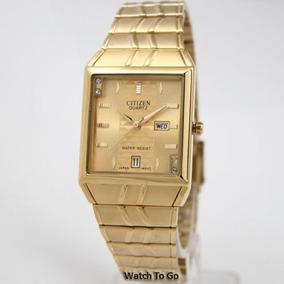 54b37e845b7d Nuevo Citizen Batería Quartz Reloj Para Hombres   Tono De.