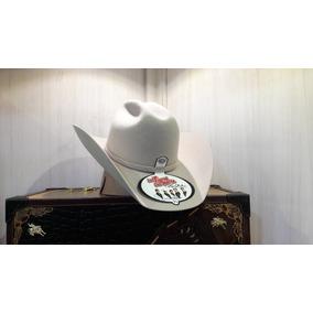 Sombrero Texana Larry Mahan 3x Lana Tigres Del Norte Belly ef353e8af60