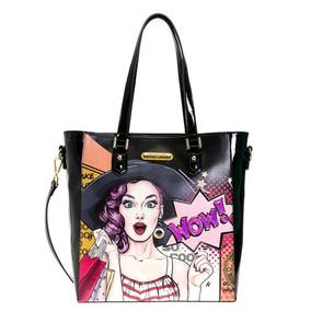 Nicole Lee Cartera Original Wow It´s Lucy Por Art Tote Bag