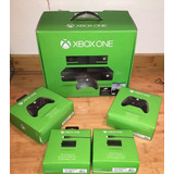 Nueva Xbox One 500gb Original