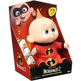 Los Increíbles 2 Muñeco De Jack Jack Juego Surprise Musical