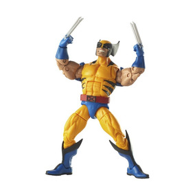 Figura Marvel Legends 15cm Wolverine Baf Apocalypse - Hasbro