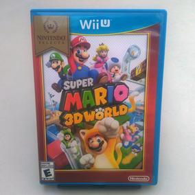 Envio Gratis Hot Sale Barato Super Mario 3d World Wii U
