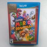 Hot Sale Barato Super Mario 3d World Wii U