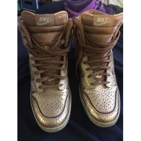 Nike Sky Hi Limited Edition Gold