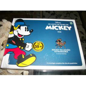 Os Anos De Ouro De Mickey - 1936 - Legião Estrangeira - Novo