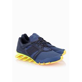official photos ea1ff c66b9 Tenis adidas Springblade E-force Azul Hombres Envío Gratis