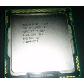 Procesador Intel® Core I3-560 Socket Lga1156