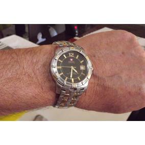 cfa543e263c Relogio Mirvaine Automatico 25 Rubis - Relógios no Mercado Livre Brasil