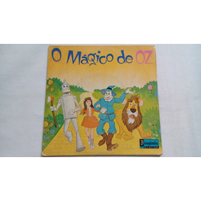 Compacto - O Mágico De Oz - 1983