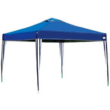 Gazebo X-flex Oxford Com Silvercoating 3x3m 3531- Mor