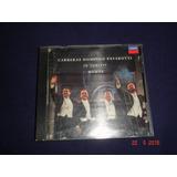 Cd Carreras Domingo Y Pavarotti En Concierto