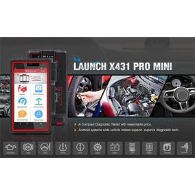 Scanner Launch X431 Pros Mini 2018 Profesional Nuevo 2018