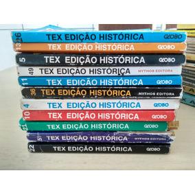 Gibi Tex Edição Histórica Diversos Numeros