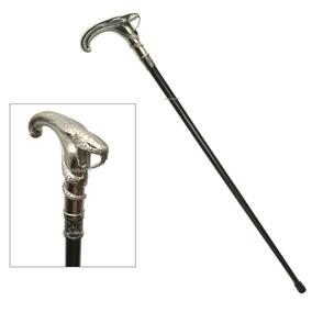 Bengala Espada Serpente,punhal Víbora, Cobra Apoio 92cm