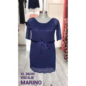 a1af507f7 Tienda Ross Ropa Vestidos Casuales Mujer - Vestidos de Mujer Azul ...
