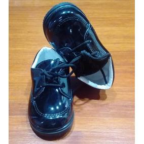 Zapatos Para Bautismo En Charol