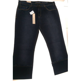 d90eb07fd8c6e Calça Jeans Calvin Klein Relaxed Straight Easy Fit - Calçados ...