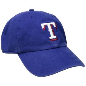 cbbd1fde9de7f Gorra Ajustable Mlb Texas Rangers 47 Clean Up Psp