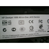 Impresora Multifuncional Todo En Uno Hp 1050