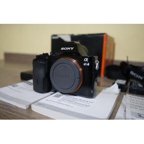 Câmera Sony Alpha A7s Full Frame