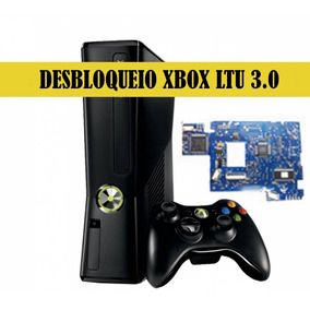 Desbloqueio Reset Glitch E Lt 3.0 Xbox 360 - Xbox no Mercado Livre ... ed57db6f05a64