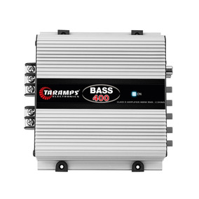 Modulo Taramps Bass 400 400w 1 Canal Amplificador Automotivo