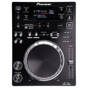 Par De Cdj 350 Pioneer + Mixer Nox 404