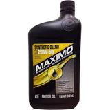 Aceite 20w50 Semisintetico Maximo Semi-sintetico Usa