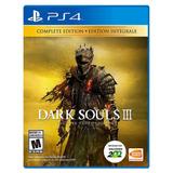 Juego Dark Souls Iii Fades Edition Ps4 Ibushak Gaming