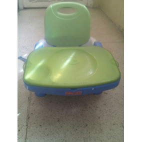 Silla Para Comer Fisher Price Portatil